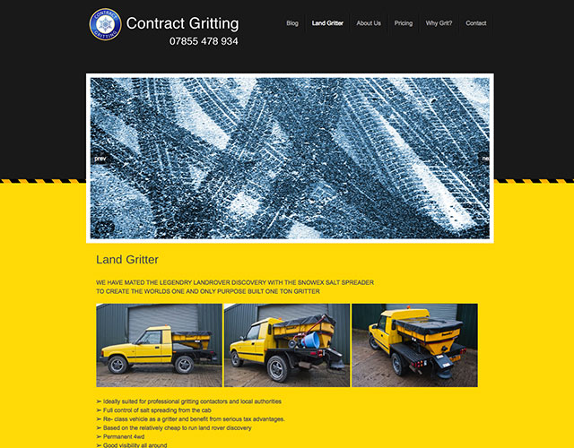 Contract Gritting