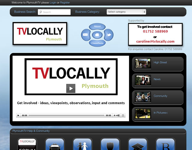 TV Locally